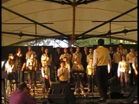 Lo scriverò nel vento BIMBINCORO 2009 ABANO TERME Coro Le Voci Bianche di Novara