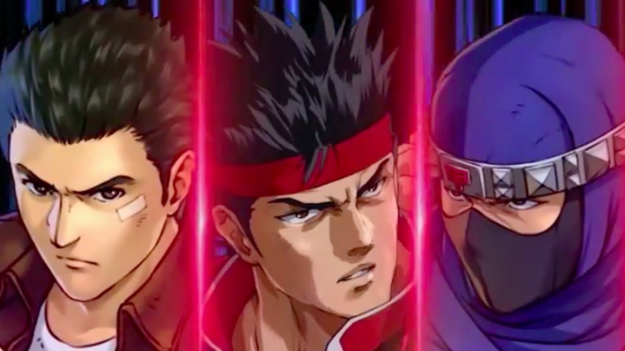 Project X Zone 2 NYCC 2015 Trailer