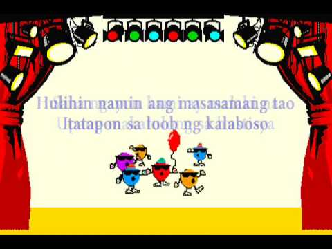 Voltes-5 (tagalog Version) - Voltes Gang video