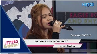 download lagu Eurika - From This Moment Net25 Letters And Music gratis