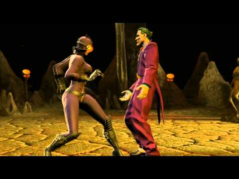 Mortal Kombat vs. DC Universe (PS3) Fatality