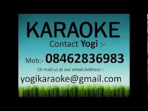Chaand jaise mukhde pe karaoke track