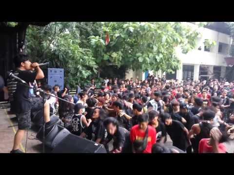 Usus Buntu - Berhala Bernyawa Live | Metalhead Respect Bulungan Jakarta