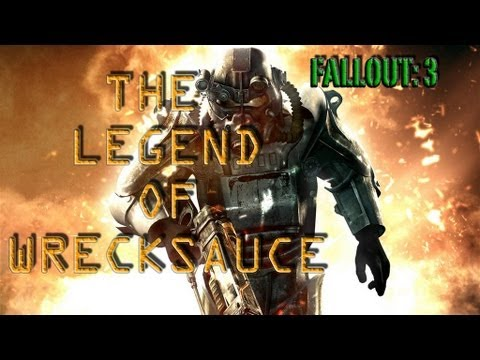The Legend of Wrecksauce - Fallout 3 Playthrough pt.74