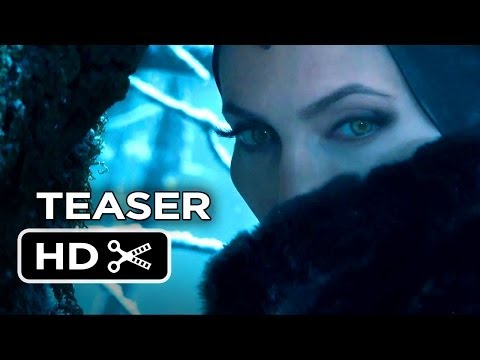 Maleficent TEASER TRAILER (2014) - Angelina Jolie Disney Movie HD