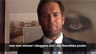 Michael Weatherly om sin roll i Navy NCIS