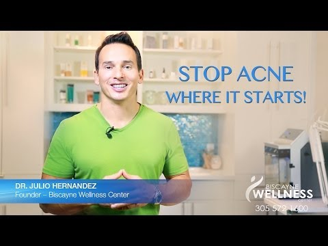 Acne Prevention and Treatment - Biscayne Wellness Center - Miami Acne Treatments