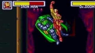 """Vamos Jogar: Marvel Super Heroes - War of the Gems - """"Melhor Do Que Coletar As Esferas Do Dragão"""""""