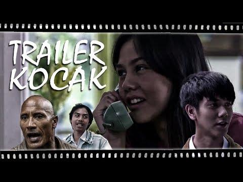 Trailer Kocak - Dilan 1990