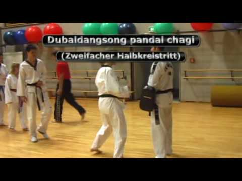 Tae Kwon Do - Technik Training