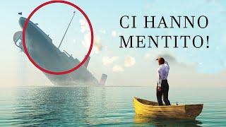 Rivelato Dopo Anni Il Vero Motivo Per Cui Il Titanic è Affondato!