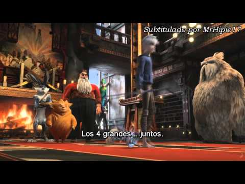 El Origen de los Guardianes (Rise of the Guardians) - Trailer Subtitulado al Español [HD]