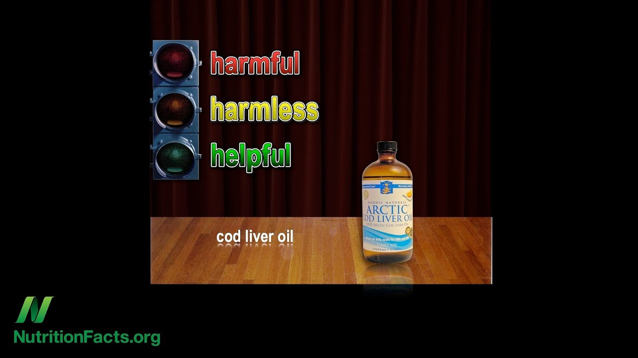 Is Cod Liver Oil Good For You?