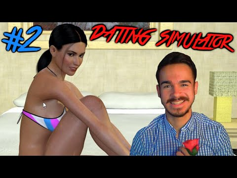 Dating Simulator : Lets Play #2 [FACECAM] - KRIEG ICH SIE INS BETT ??