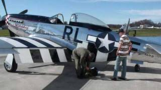 P-51 Mustang Ride.Bradley Morgan in Aint Missbehavin (slide show)