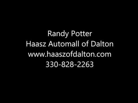 Haasz Automall Of Dalton >> Meet Randy Potter - Salesman with Haasz Automall of Dalton ...