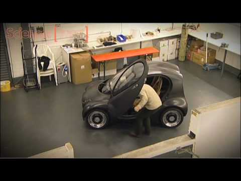 The Open Source Hydrogen Car