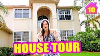 HOUSE TOUR - LA MANSION CASI TERMINADA! Cap 10 - Poniendo Bonita la Casita - SandraCiresArt