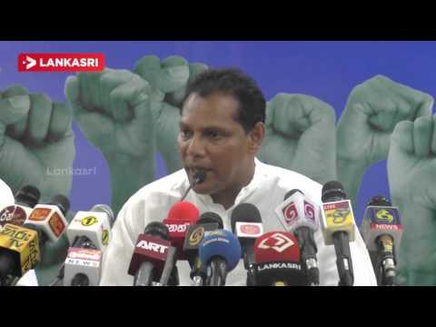 Conquered the hearts of the Tamil people maittiriye Dayasiri