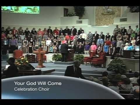 2010 Northcrest Revival Choir - Your God Will Come