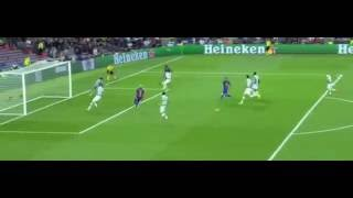 Lionel Messi Hattrick Goal Barcelona vs Celtic 5x0 Champions League 2016 HD.