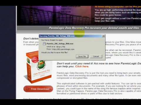 Restore Data From Hard Drive EASILY
