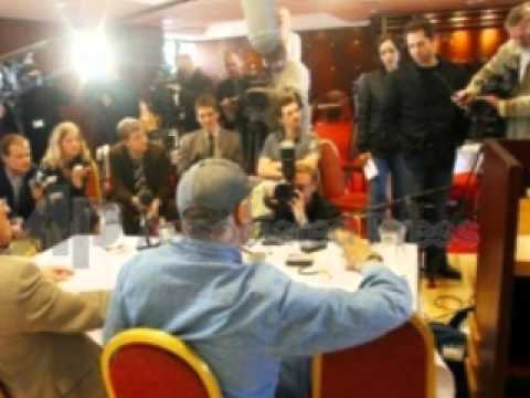 Bobby Fischer Iceland press conference, March 2005