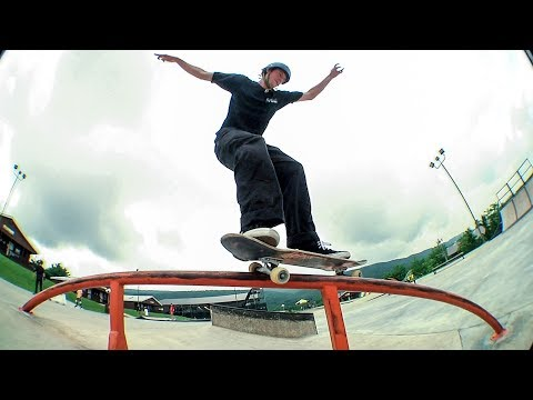 Woodward Camp - Week 3 Skate Recap
