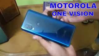 Motorola One Vision Unboxing || Hands On || 21:9 Ratio & Punch Hole Camera