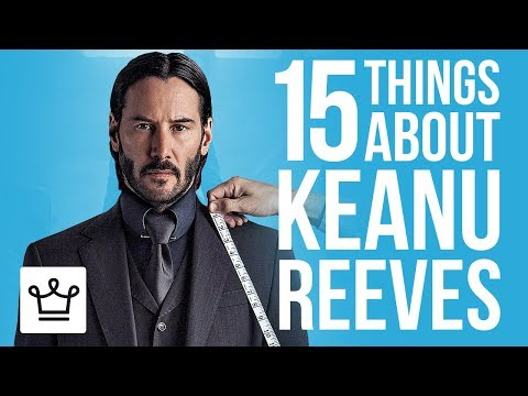 15 Things You Didn't Know About Keanu Reeves en streaming