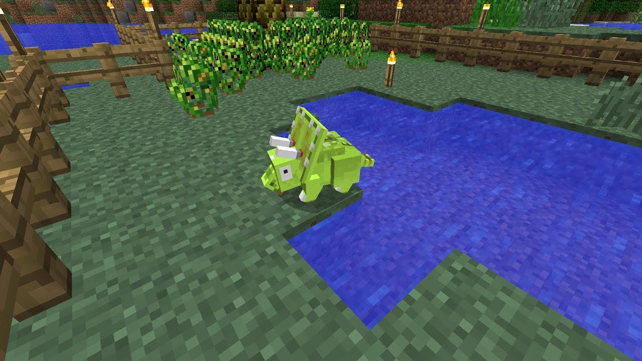 Minecraft Dinosaurs Part 77