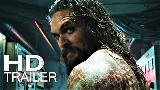 AQUAMAN | Trailer (2018) Legendado HD