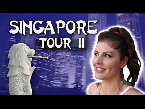 Singapore Tour II: River Boat Ride, Jellyfish Tasting & The Marina Bay Sands