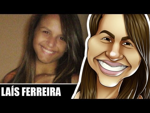 Caricature Speed Painting - Laís Ferreira (por @RenanRoque)