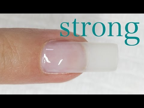 GEL UV Strong Clear - How to apply