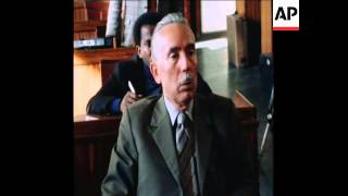 History: 1978 CAPTAIN FIKRESILASSIE WOGDERESS PRESS CONFERENCE IN ADDIS ABABA