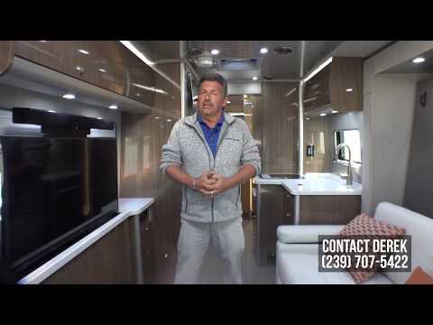 Airstream Atlas 2018 Luxury Motorhome