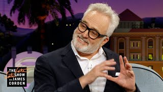Good & Bad Wedding Advice from Bradley Whitford & Whitney Cummings
