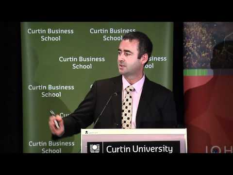 JCIPP Forum: Michael Malone - Broadband Futures
