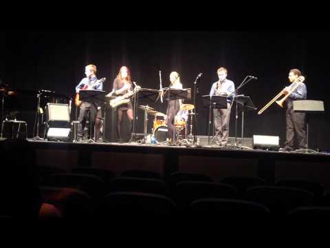 New Standard Jazz combo, Fryeburg Academy