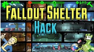 Fallout Shelter Hack Unlimited Caps,Lunch Boxes,pets,weapons,etcNo-Root FREE PURCHASE 100%With PROOF