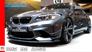 BMW M2 ACS2 By AC Schnitzer With Limited AC3 Forged Wheels