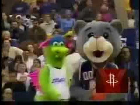 Funny Mascot Bloopers