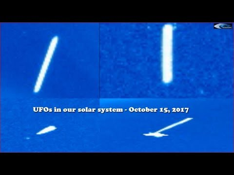 UFOs in our solar system - October 15, 2017