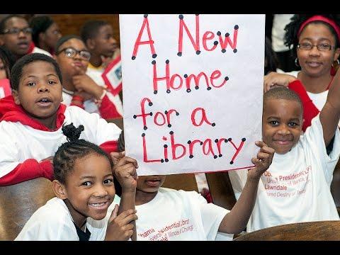 Obama Library proposal 'Signed, Sealed, Delivered'