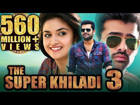 The Super Khiladi 3 (Nenu Sailaja) Telugu Hindi Dubbed Full Movie | Ram Pothineni, Keerthy Suresh thumbnail