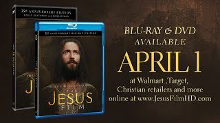 The JESUS Film Trailer- Jesus Film HD 35th Anniversary