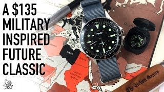 Why Timex Make The Best Vintage & Military Inspired Watches Around $100 - The Navi Harbor Review