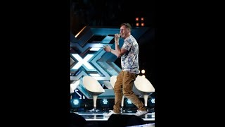 The X Factor UK 2018 Anthony Monarch Six Chair Challenge Full Clip S15E09