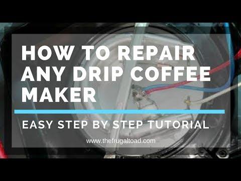 Drip Coffee Maker Clogged : Clogs Aldi :: VideoLike